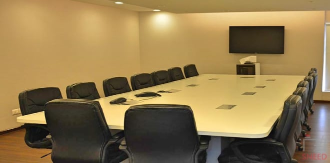 25 seaters Training Room Bangalore Koramangala the-british-centre