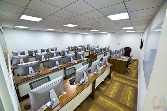 40 seaters Training Room Bangalore Indiranagar premier-training