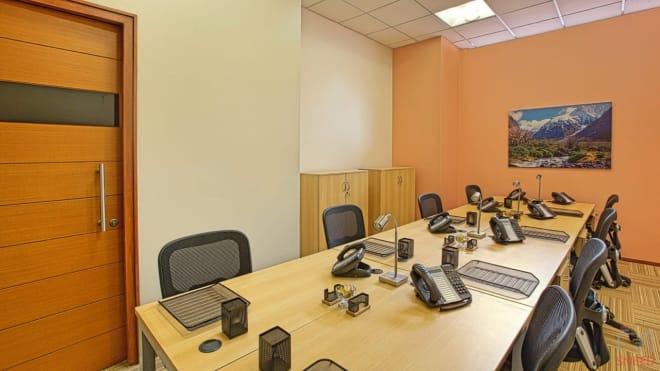 13 seaters Open Desk Mumbai Lower Parel empire-business-centre-lower-parel