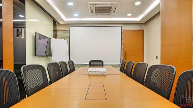 16 seaters Meeting Room Mumbai Lower Parel empire-business-centre-lower-parel