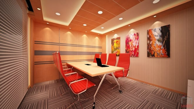 8 seaters Meeting Room Mumbai Andheri empire-business-centre-andheri