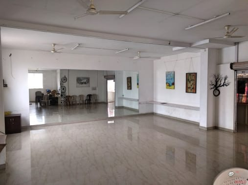 60 seaters Event Space Bangalore Sarjapura Road artcave
