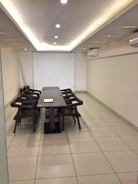 10 seaters Meeting Room Bangalore Yelahanka purple-cloud