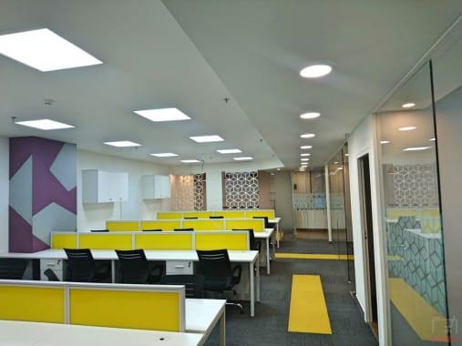 30 seaters Open Desk Gurgaon Sohna Road atdexter's