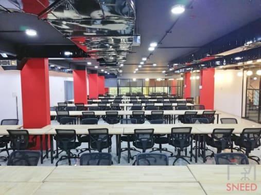 Open Desk Bangalore HSR hustle-hub-19th-main
