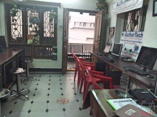 8 seaters Training Room Hyderabad Sainikpuri authortech