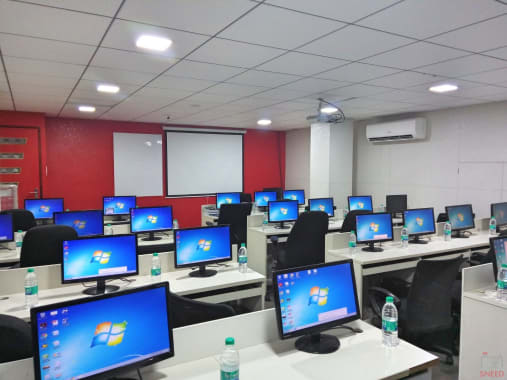 20 seaters Training Room Chennai T Nagar vsion-tech-park