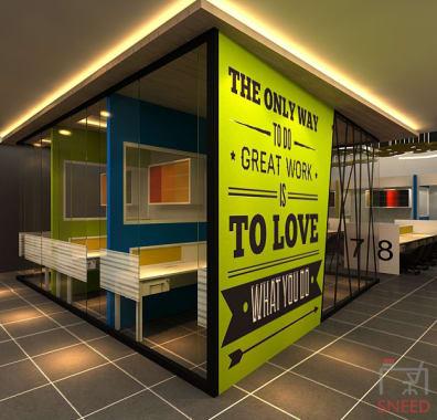 7 seaters Private Room New Delhi Shalimar Bagh supreme-cowork