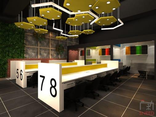 20 seaters Open Desk New Delhi Shalimar Bagh supreme-cowork