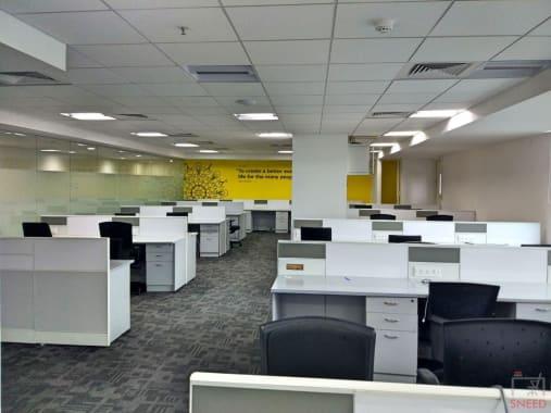 Open Desk Bangalore Hebbal newbridge-business-centre-manyata