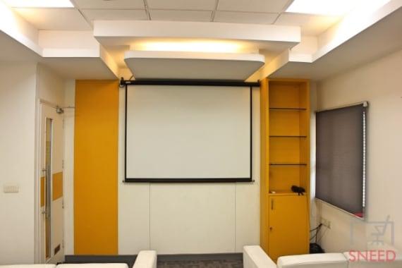 15 seaters Training Room Noida Sector 63 blockspace