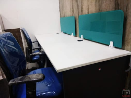 20 seaters Open Desk Bangalore RT Nagar iblue-hub