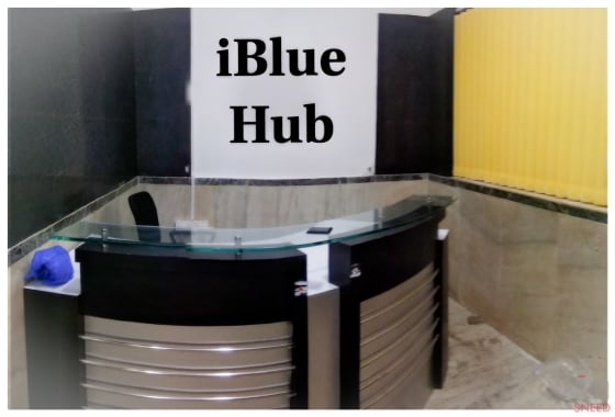 General Bangalore RT Nagar iblue-hub