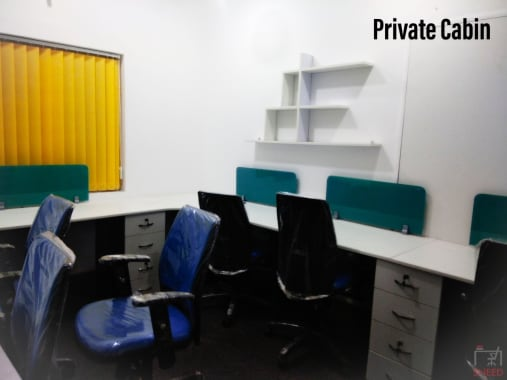 6 seaters Private Room Bangalore RT Nagar iblue-hub