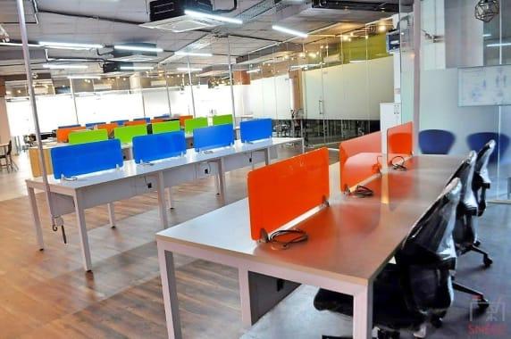 50 seaters Open Desk Bangalore Rajajinagar giga-77