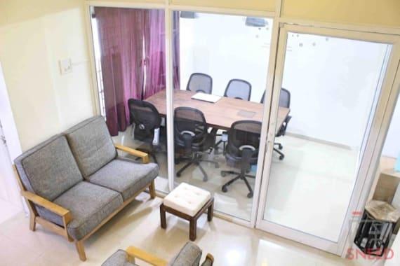 General Pune Baner kickstart-coworking-space