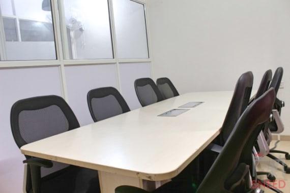 12 seaters Meeting Room Pune Baner kickstart-coworking-space