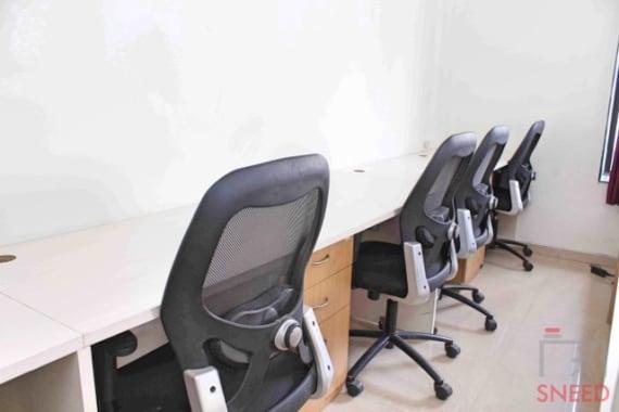 15 seaters Open Desk Pune Baner kickstart-coworking-space