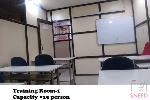 12 seaters Meeting Room New Delhi Hauz Khas jp-institute