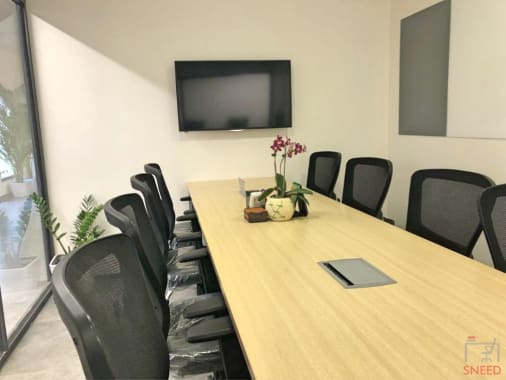 7 seaters Meeting Room Bangalore Domlur workden-old-airport-road