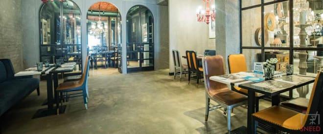 General New Delhi Ghitorni cafe-we-myhq