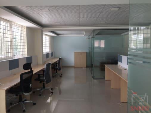 10 seaters Open Desk Bangalore Mysore Road ttbs-coworking-spaces