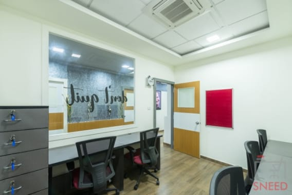 6 seaters Private Room Bangalore Whitefield upstart-coworking-space