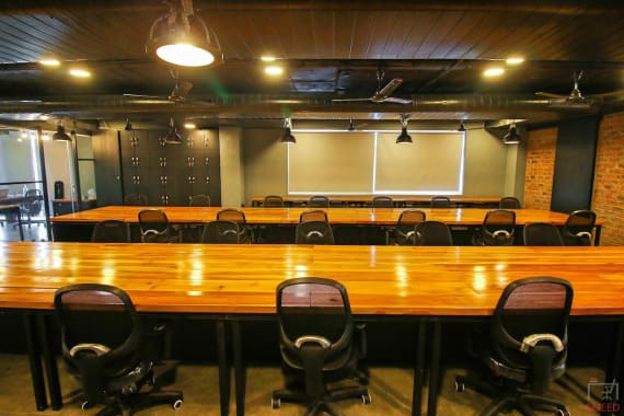 45 seaters Open Desk Hyderabad Kondapur cokarma-kondapur