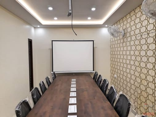 14 seaters Meeting Room Bangalore HSR startupin