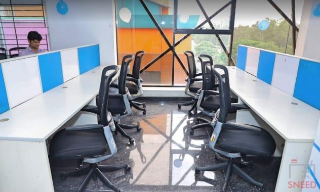 31 seaters Open Desk Bangalore KR Puram dolpin-workspace