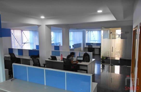 Open Desk Bangalore KR Puram dolpin-workspace