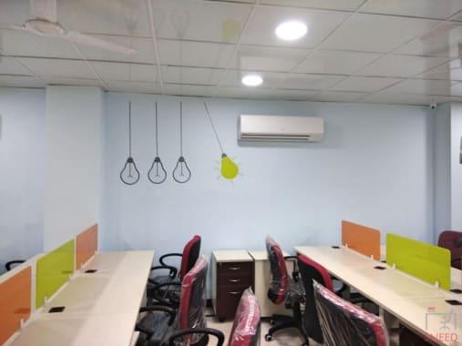 38 seaters Open Desk New Delhi Preet Vihar co-offiz-preet-vihar
