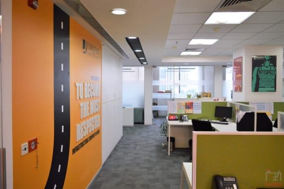 93 seaters Open Desk Gurgaon DLF Cyber City incuspaze---dlf-cyber-city