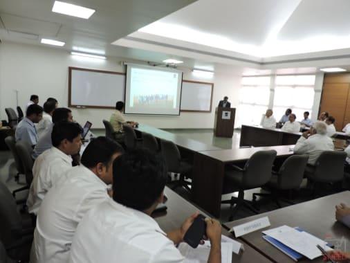 70 seaters Training Room Pune Taluka Maval kirloskar-institute-of-advanced-management-studies