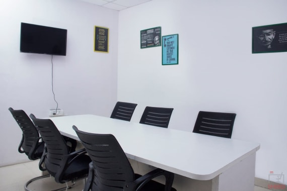 7 seaters Private Room Noida Sector 3 go4office