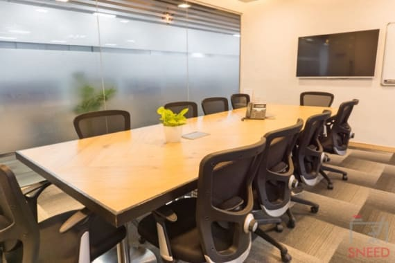 10 seaters Meeting Room Pune Magarpatta City smartworks-summer-court