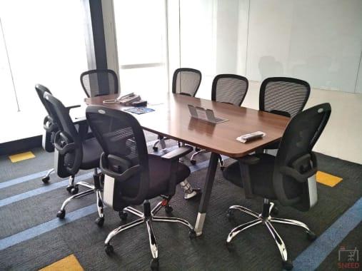 6 seaters Meeting Room Mumbai Vashi workwise-vashi