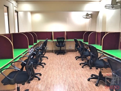 33 seaters Open Desk New Delhi Dwarka koworkspace-coworking