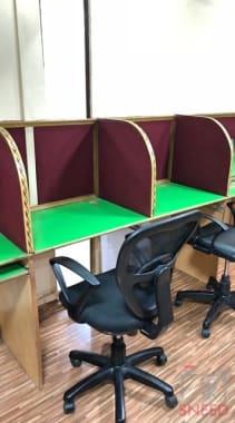 33 seaters Open Desk New Delhi Dwarka koworkspace-coworking