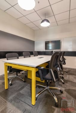 6 seaters Meeting Room Mumbai Andheri workwise-andheri