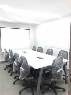 8 seaters Meeting Room Hyderabad Kondapur cokarma-kondapur