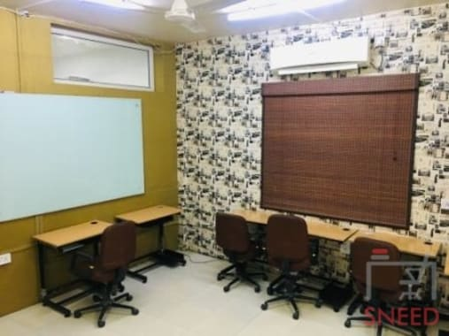 6 seaters Private Room Indore LIC Colony orlando-coworking-business-space