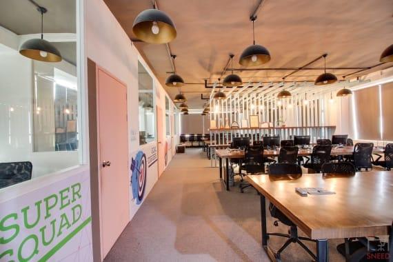 Open Desk Pune Baner yesssworks-baner