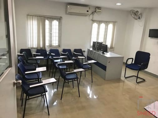 25 seaters Training Room Hyderabad Toli Chowki questease-solutions