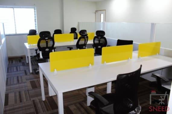 48 seaters Open Desk Bangalore HSR the-venture-studio