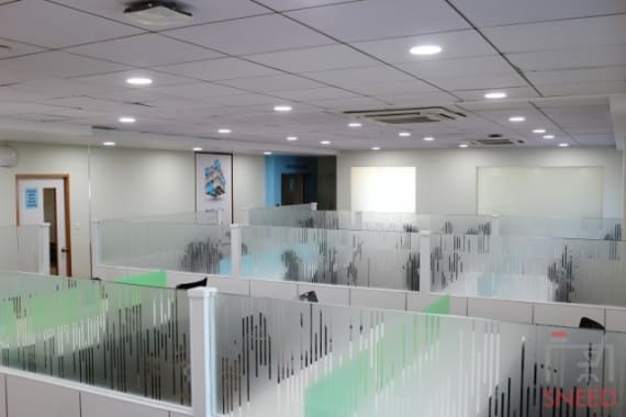 Open Desk Bangalore HSR the-venture-studio