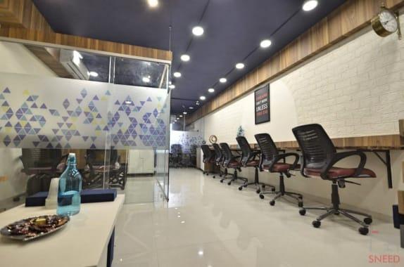 10 seaters Open Desk Ahmedabad Satellite spaces-coworking