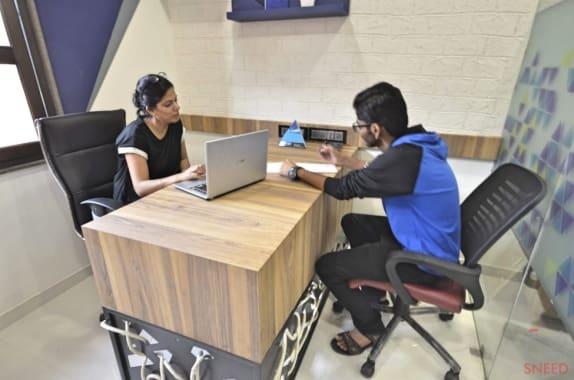 Private Room Ahmedabad Satellite spaces-coworking