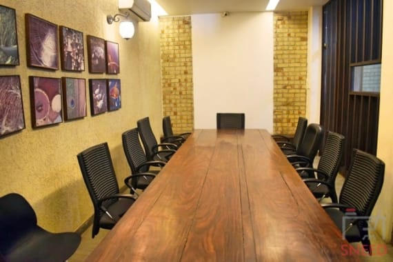 25 seaters Meeting Room Bhopal Arera Colony s.pace