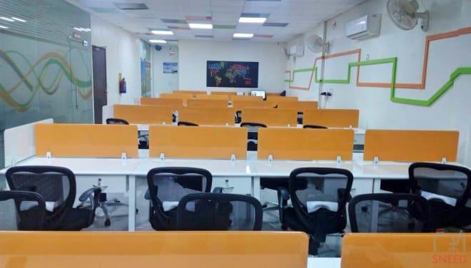 40 seaters Open Desk Noida Sector 15 l2l-international